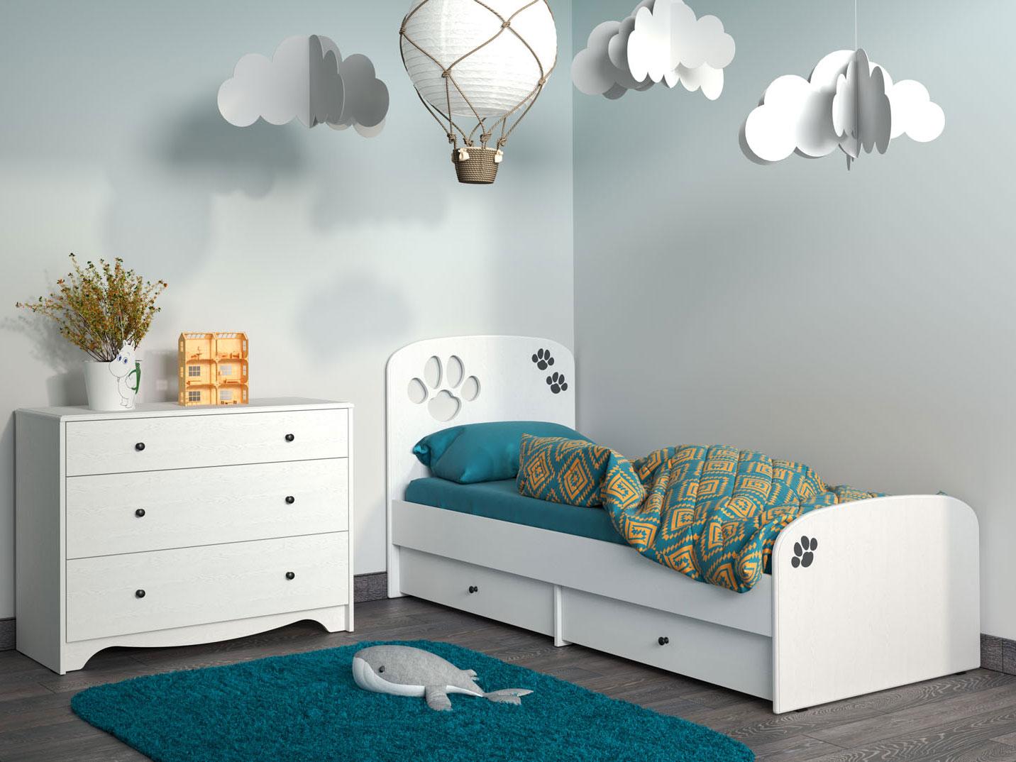Комплект детской мебели Томас