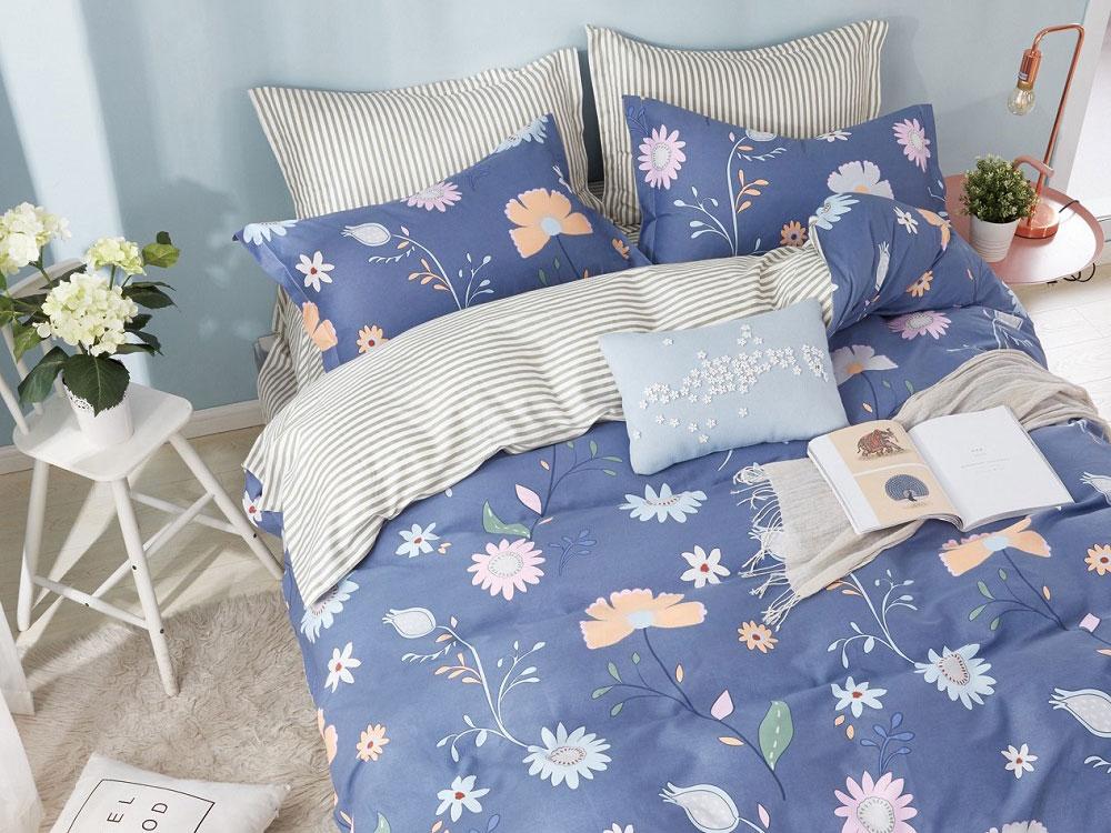 Комплект постельного белья Юная весна