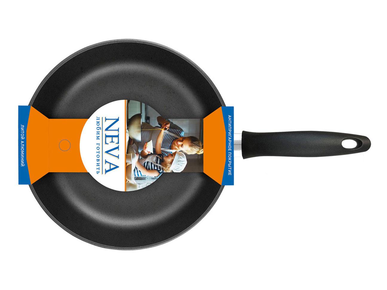 Сковорода Neva Black 28 см