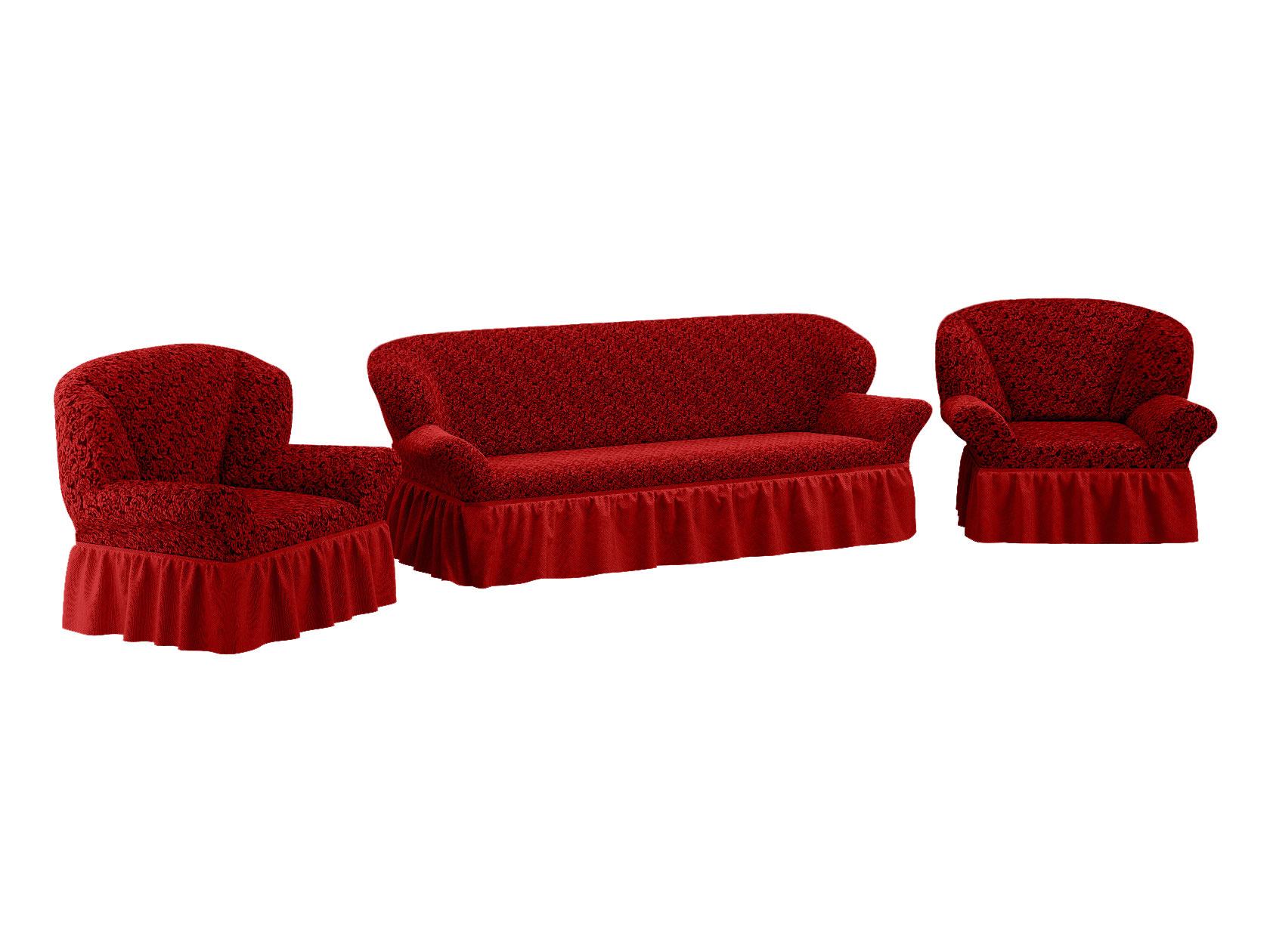Чехол для мебели Бургундия 9