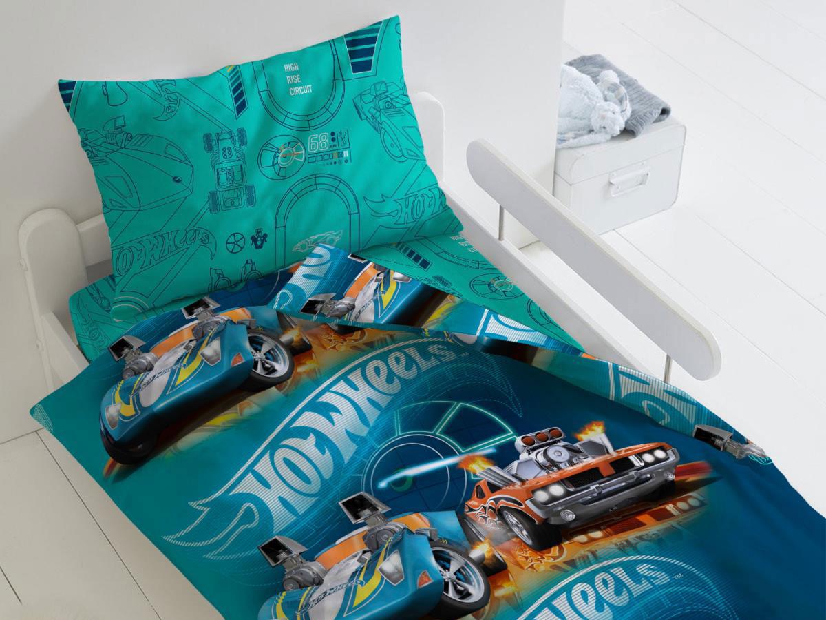 Комплект постельного белья Скорость